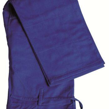 Judobroek Adidas   IJF-goedgekeurd   blauw