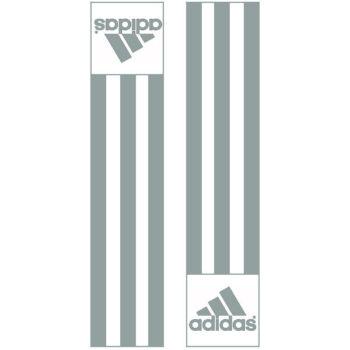 Adidas-schouderlabels voor je judopak | grijs