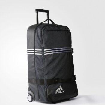 Adidas trolley XL | zwart