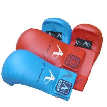 Karate-handschoenen (WKF-approved) Arawaza | rood