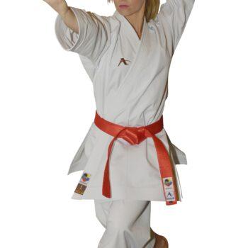 Karatepak Amber Evolution Arawaza | WKF-approved kata-pak