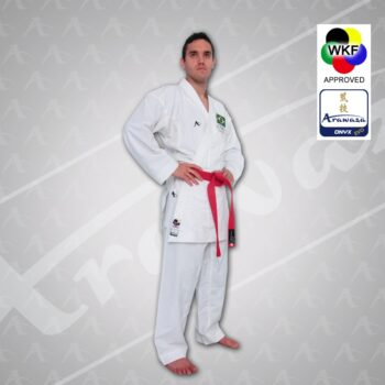 Kumite-karatepak Onyx Evolution Arawaza | WKF-approved