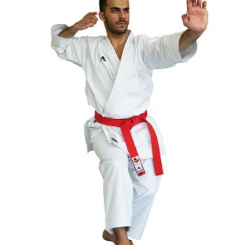Karatepak Arawaza Black Diamond | WKF-approved kata-pak