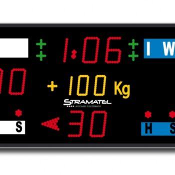 CJM Scoreboard Judo