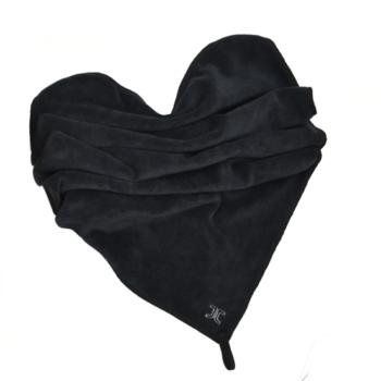 Sporthanddoek JC | zwart