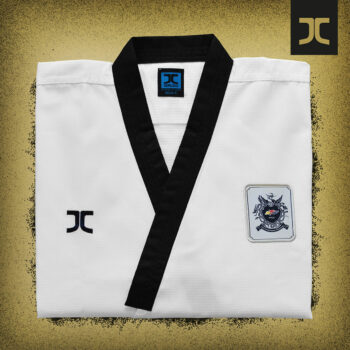 Poomsae dames-taekwondopak dan (dobok) Diamond | JCalicu WT