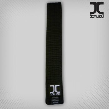 Fighter taekwondo-band JC | zwart