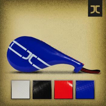 Taekwondo handpad (double target mitt) JC   diverse kleuren