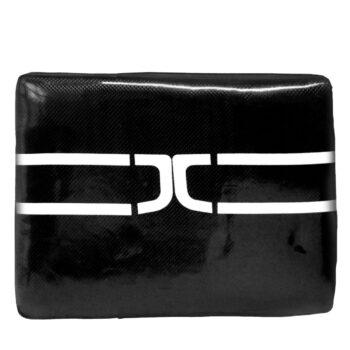Trapkussen voor taekwondo (warm-up kick shield) JC | zwart