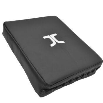 Taekwondo handpad (target mitt) JC | rechthoekig | zwart