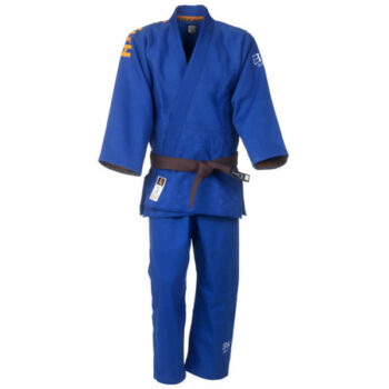 Judopak Nihon Gi   blauw