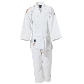 Judopak Nihon Makoto voor beginners en kinderen   extra wit