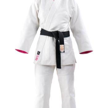 Judopak Nihon Meiyo Lady Gi   wit-roze