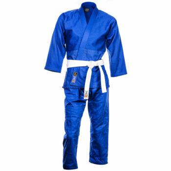 Judopak Nihon Rei voor kinderen en recreanten   blauw
