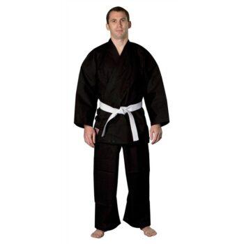 Karatepak voor beginners en kinderen Nihon | zwart