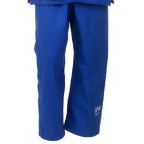 Judobroek zware kwaliteit Nihon   blauw