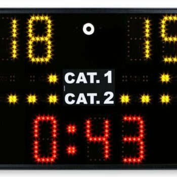 PS-K Scoreboard Karate
