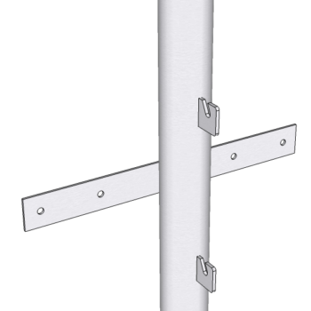 Muurbeugel Stedyx | wall mount stright
