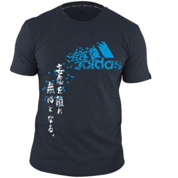 Graphic T- shirt Nightshade/Blue