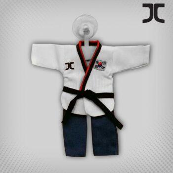 Poomsae poom-taekwondopak voor mannen JCalicu | mini